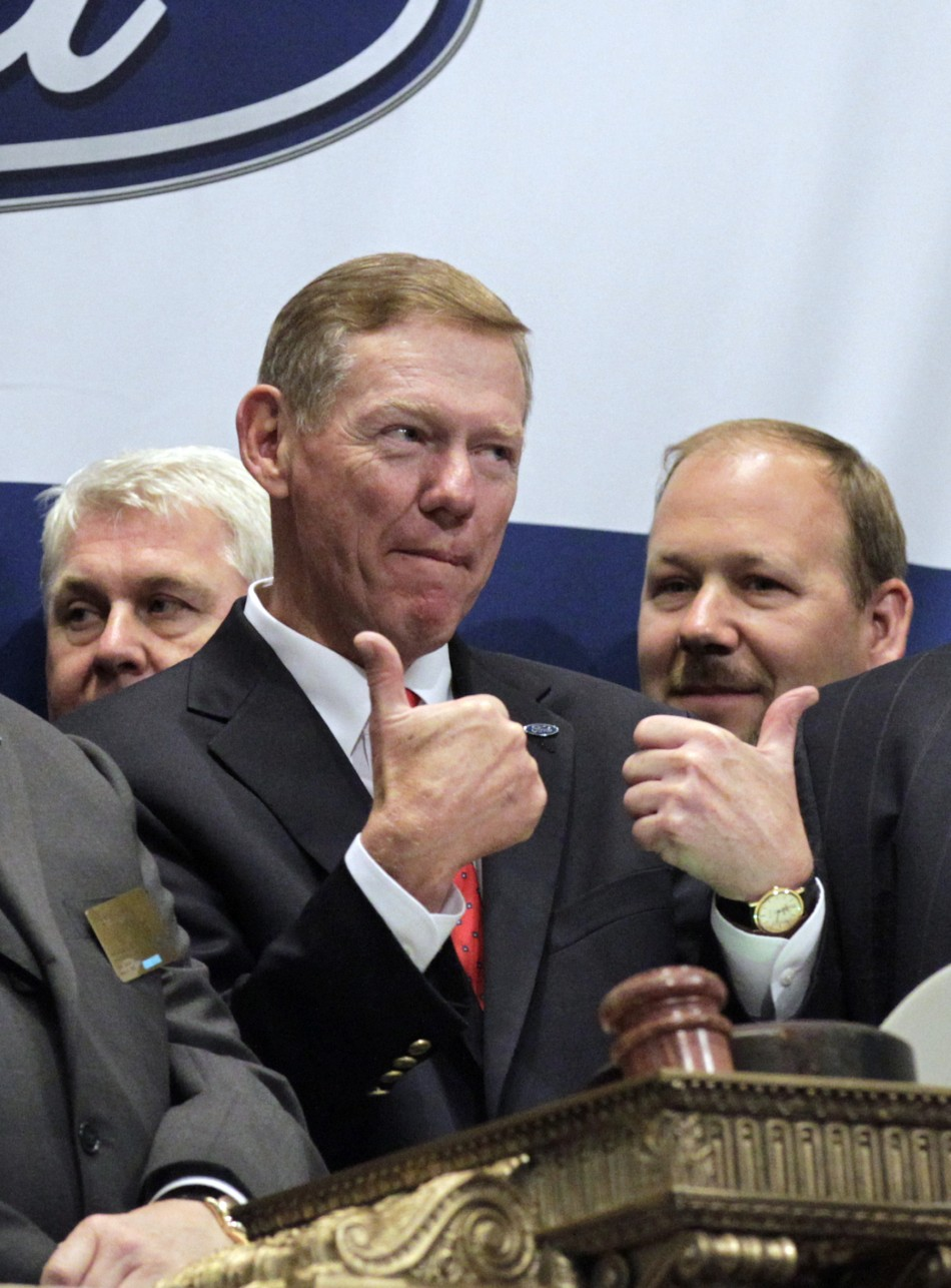 Ford Ceo Alan Mulally Fires Uaw Officials