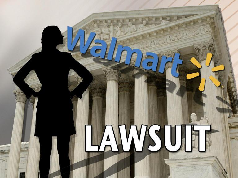 walmart discrimination The impact of wal-mart v dukes on employment discrimination class actions  five years out: a forecast that suggests more a wave than a.